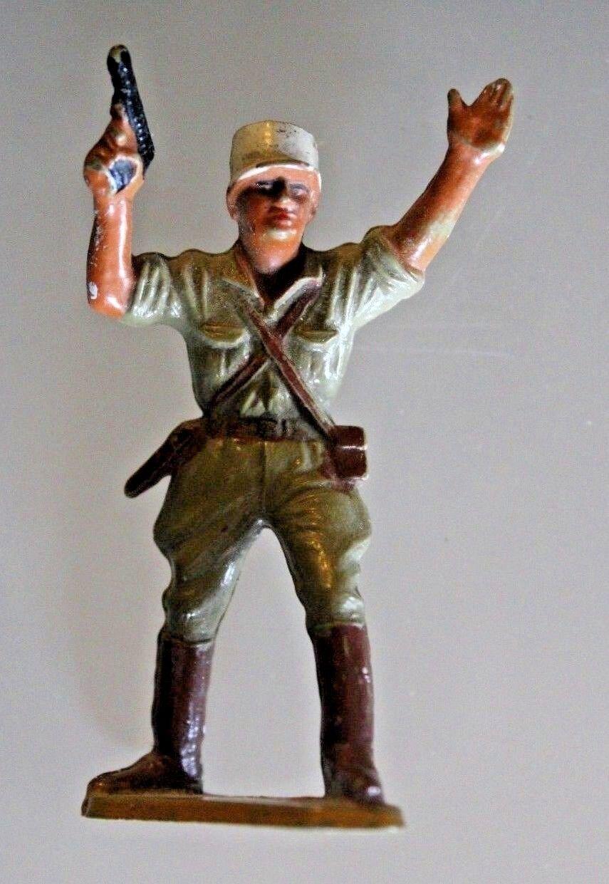 Figurine Plastic Starlux Soldier Legion Foreign Kepi White Years 60