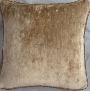 A-16-Inch-cushion-cover-in-Laura-Ashley-Caitlyn-Biscuit-Velvet-Fabric