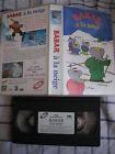 Babar à la neige, VHS Polygram, Dessin animé