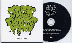 JACK BEATS End Of Love 2011 UK 2track promo CD - WE SHIP WORLDWIDE, United Kingdom - Returns accepted Most purchases from business sellers are protected by the Consumer Contract Regulations 2013 which give you the right to cancel the purchase within 14 days after the day you receive the item. Find out m - WE SHIP WORLDWIDE, United Kingdom