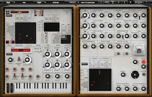 new xils lab xils 3 matrix analog modular synthesizer pro tools plug in pc mac 628370100573 ebay. Black Bedroom Furniture Sets. Home Design Ideas