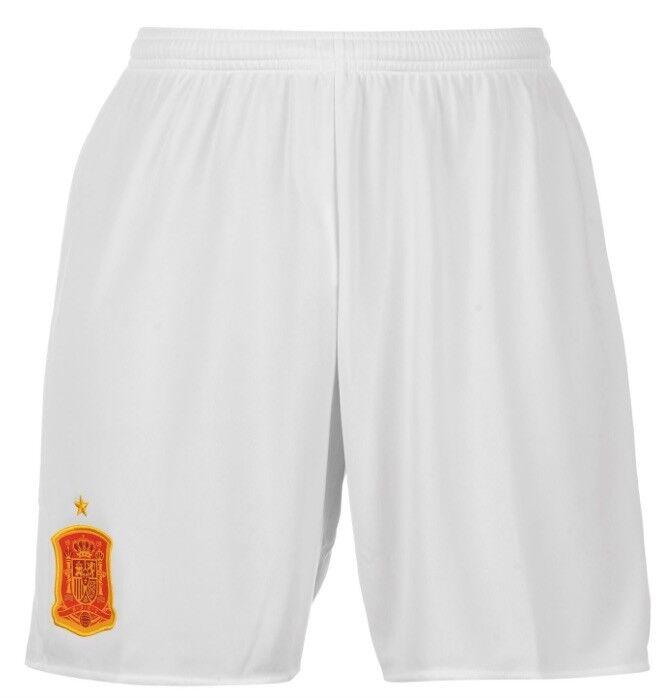 Adidas Spanien Spain Hose Weiß rot alle Größen Neu mit Etikett  | Roman