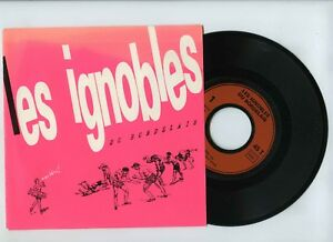 45-RPM-SP-LES-IGNOBLES-DU-BORDELAIS-MINITEL-MARIA