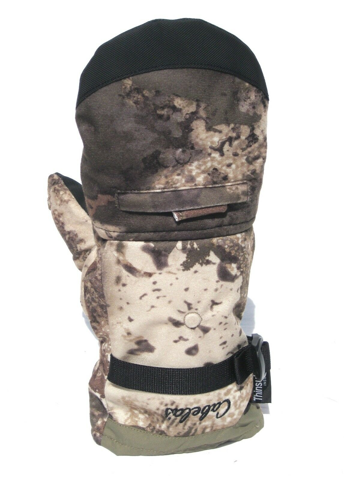Cabela's Para Hombre MT050 Extreme II glomitts glomitts glomitts Guantes 200 GM Thinsulate O2 Octane Camo 9e152b