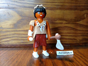 Playmobil-Mistero-Statuette-Ragazze-Serie-14-Neanderthal