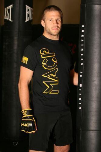 Blank MMA Fight Shorts Black MMA Fight Shorts