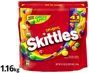 Image Is Loading Skittles Original Bag 1 16kg