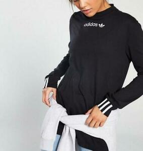 ADIDAS-ORIGINALS-COEEZE-LONG-SLEEVED-TOP-SIZE-UK-6-8-10-BNWT-LAST-3