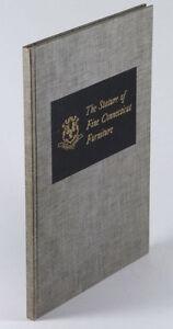 Antique-Connecticut-Furniture-Barbour-Collection-1959-Limited-Edition