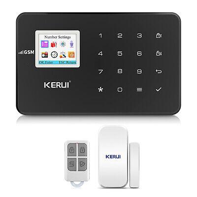 KERUI G18 GSM TFT Touch Keypad Smart