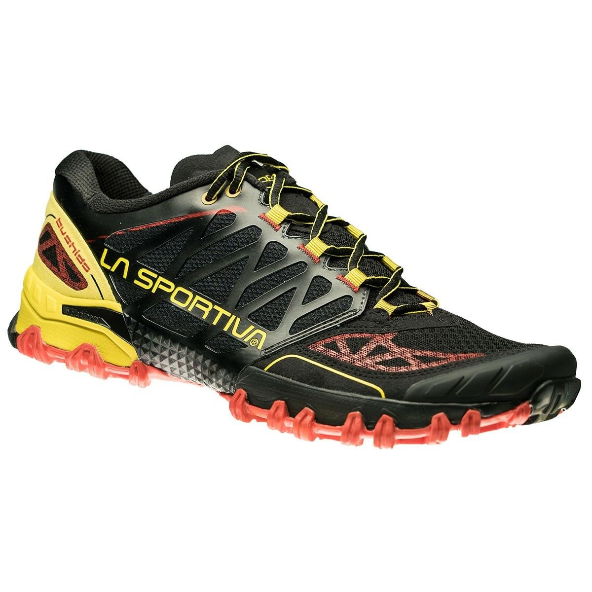 La Sportiva Bushido trail running Zapatillas negro