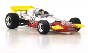 SPARK MODELS S4339 1971 BRABHAM BT33 DAVE CHARLTON SOUTH AFRICAN GP F1™ MODEL