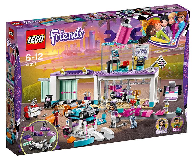 LEGO Friends - La boutique d''articles créatifs - 41351 - Jeu de Construction