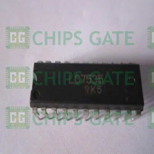 5PCS LC7535 Encapsulation:DIP,Analog Attenuator