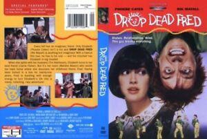 Drop-Dead-Fred-DVD-2003-Nuevo-y-sellado-region-1-fuera-de-imprenta