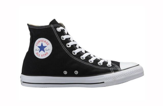 Star Hi Top Shoes M9160 - Black