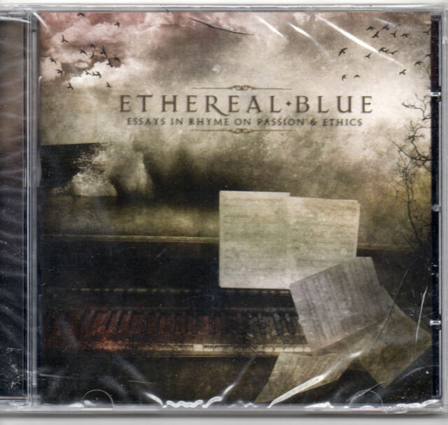 Ethereal Blue - Essays In Rhyme On Passion & Ethics CD