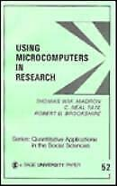 Using Microcomputers In Research