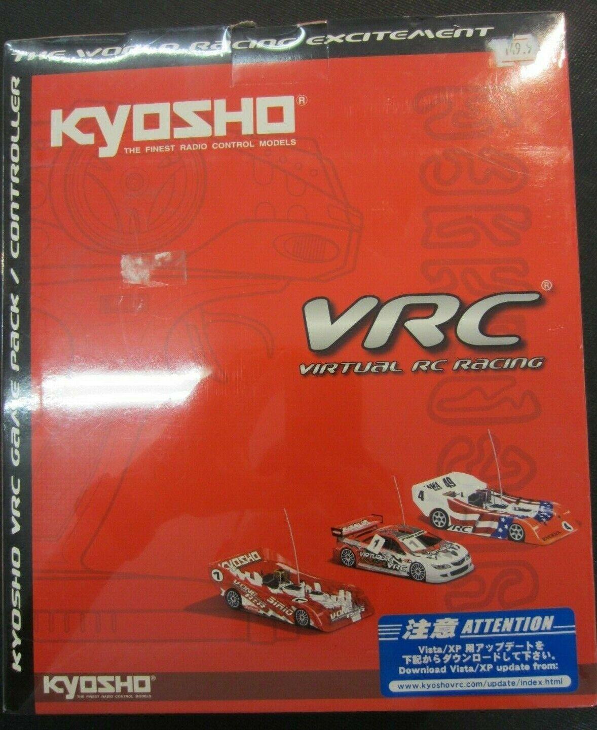 Kyosho Virtual Rc Racing Simulator