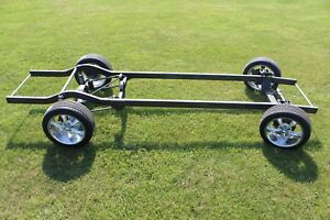 Details About 47 54 Chevy Truck Frame W Complete 9 Rear