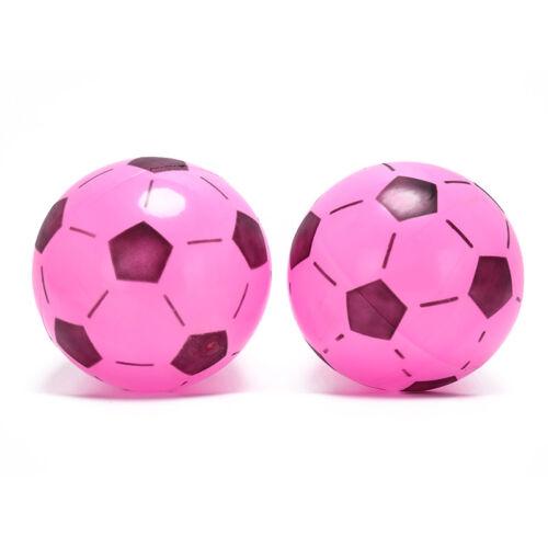 1 PC Kinder Training Bälle Kinder Fußbälle Geschenk aufblasbarer Fußball CJ