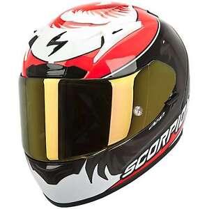 Scorpion-EXO-2000-Air-Masbou-Replica-Red-White-Black-Full-Face-Motorcycle-Helmet