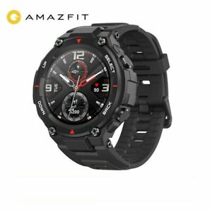 schwarz-Amazfit-T-rex-1-3zoll-Smartwatch-5ATM-14Sport-Modi-GPS-MIL-STD