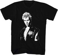 Billy Idol Photo Punk Rock Hard Rock Singer Songwriter Musician Adult T-shirt 5