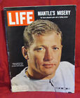Mickey Mantle Cover Life Magazine July 30, 1965