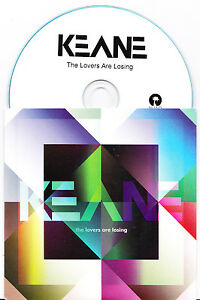 Keane-The-Lovers-Are-Losing-Scarce-UK-2-track-Promo-CD