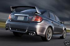2011 Subaru IMPREZA WRX STI, Refrigerator Magnet, 40 MIL
