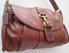 -AUTHENTIQUE   sac  à main  LIZ CLAIBORNE  cuir  TBEG vintage bag