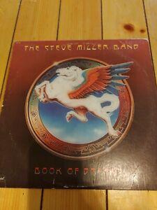The Steve Miller Band - Book of Dreams - Capitol Records - 1977 - Vinyl LP VG+!