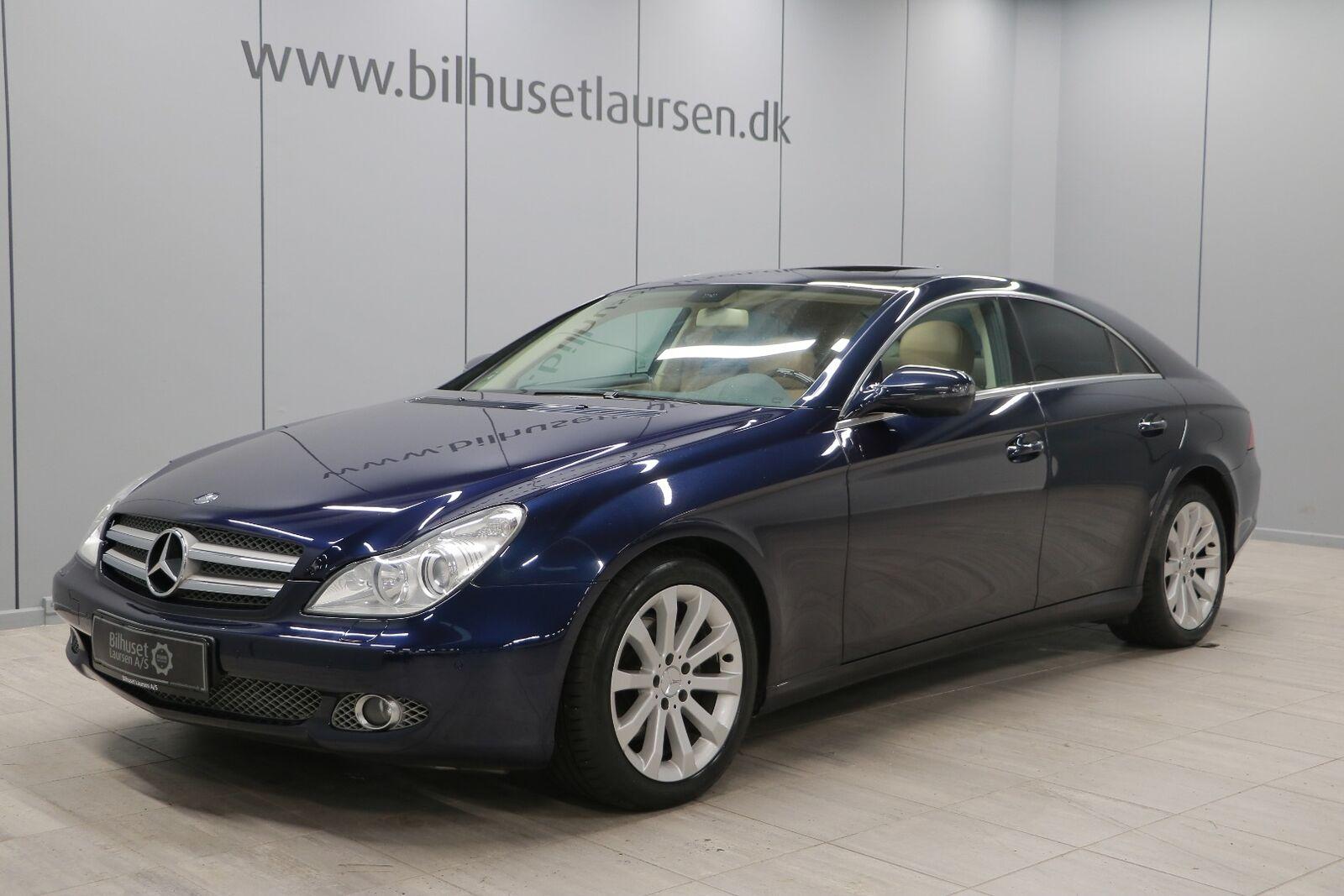 Mercedes CLS320 3,0 CDi aut. 4d - 229.900 kr.