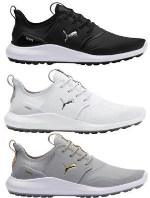 Puma Ignite NXT Pro Golf Shoes 192401 Mens Waterproof 2019 New Choose Color | eBay