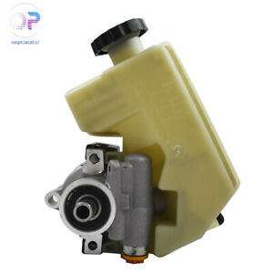 For-02-06-Jeep-Liberty-2-4L-3-7L-V6-SOHC-Power-Steering-Pump-With-Reservoir