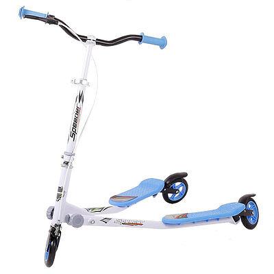 Speeder Sporter Y-Bike Roller City Scooter Free Style Rider big Wheels Boards