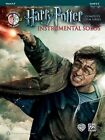 Harry Potter Instrumental Solos: Horn in F, Book & CD by Alfred Publishing (Paperback / softback, 2012)