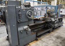 Leblond Heavy Duty Engine Lathe 3220 25 40 Hp 460 Volt 3 Phase