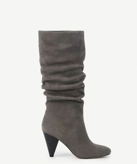 New mujer sole society gerii gris gris with wide botas Talla 9.5m