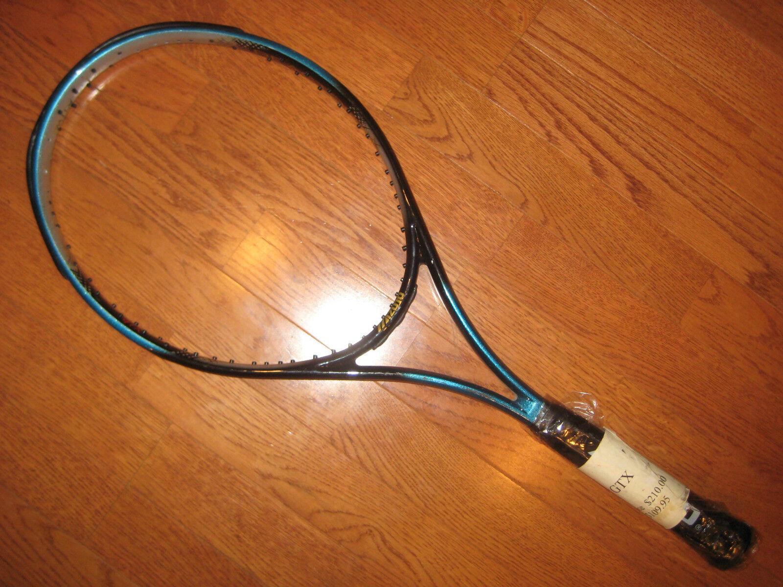 Reactor de Mizuno GTX Raqueta De Tenis -  totalmente Nuevo  - 4 3 8