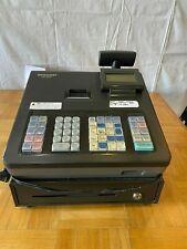 Sharp Xea207 Menu Based Control System Cash Register