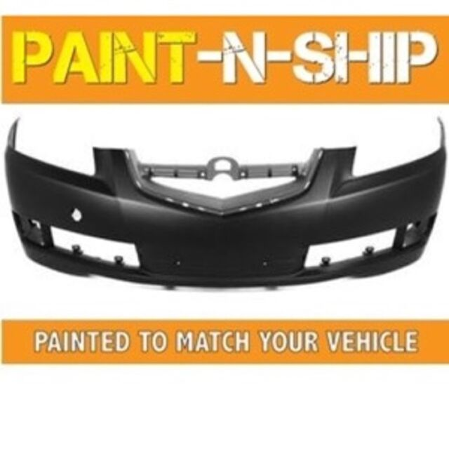 Fits 2007 2008 NEW Acura TL Front Bumper Painted To Match