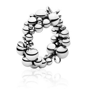 ge jensen sterling silver bracelet 551 b moonlight grapes ebay Gin Grape details about ge jensen sterling silver bracelet 551 b moonlight grapes