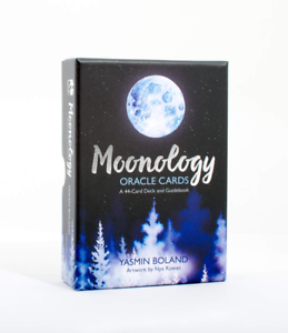 moonology oracle cards a 44card deck and guidebook