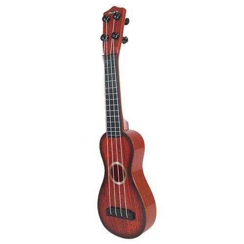 Jouet Musical Pour Enfants My First Ukulele Enfants Mini Guitare Set 4 Cordes