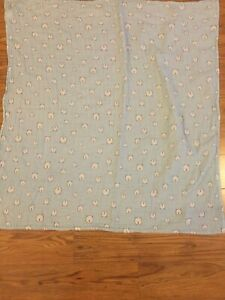 Baby Blanket Thin Light Weight 38 X38
