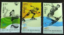 China 2012-13 3rd Asian Beach Games 亚洲 沙滩 运动会 stamps 3v MNH