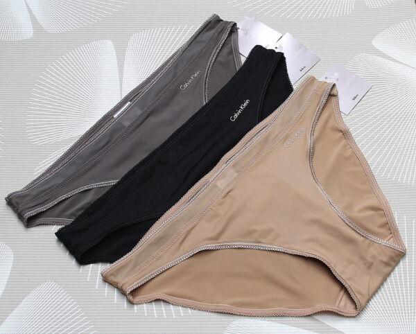 Calvin Klein Underwear SEDUCTIVE COMFORT Bikini Slip Tai NEU F3458E