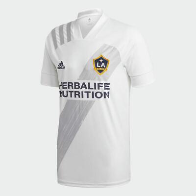 adidas LA Galaxy Official 2020 2021 Home Soccer Jersey   eBay